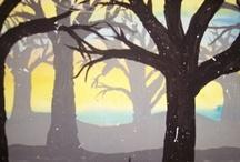Stromové výtvarné inspirace