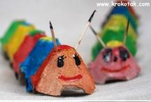 Nápady na tvoření s dětmi - Ideas for creating with children
