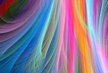 A Rainbow of Colors! / Wow - so many amazing photos of beautiful, wonderful, stunning, amazing COLOR!!  I love rainbow and bright cheerful colors!  Life would be dull if it was always in black and white! / by Jan Arnold
