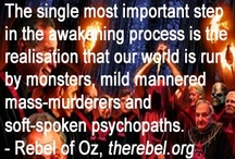 Red Pill Stuff / by Rebel of Oz