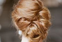 Inspiration | Wedding Hairstyles / Discover a range of bridal hairstyles to help you complete your wedding day look.