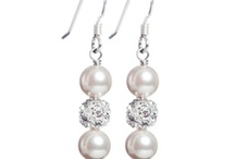 Vivien J | Wedding Earrings / A collection of our beautiful wedding earrings