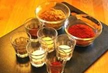 Spices & Seasonings / Spices and Seasonings to create food with flavor.