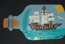 Pirátské a ostrovní inspirace