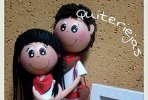 Lucía Fofuchas Trajes Típicos / by María Lucía Duro Jiménez