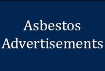 Vintage Asbestos Advertisements / Asbestos is a naturally-occurring, fibrous mineral that is found in our earth and was once praised for its strength and ability to resist heat, as well as insulate. Asbestos had been used for decades in textile products, automotive parts, home and commercial buildings, naval ships, and much more. In the 1970s, asbestos use in the United States was discontinued when it was revealed to be hazardous to human health.  Find out more here: http://www.braytonlaw.com/Asbestos-Overview/