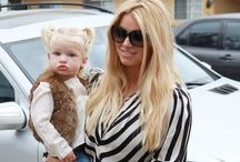 Celebrity moms and hot dads