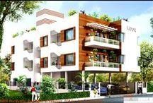 Lifestyle Apartments  / LIFESTYLE APARTMENTS by SPACE STUDIO CHENNAI , A Chennai based Architecture and Interior Design Studio