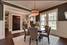 Luxury Custom Home / A beautiful custom home with a view built by Highmark Builders in Inver Grove Heights, MN.