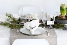 TABLE IDEAS / Inspiration for table ideas.