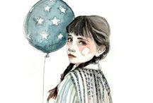 Kathryn Elyse (aquarelle)