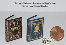 Miniature books / My handmade minibooks