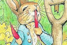 L'art de Beatrix / by Lucy Newberry