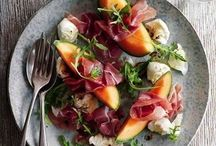Recettes/Salades / by Murielle Dozois