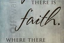 Believe & Faith