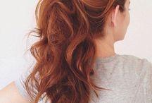 Hair / Прически