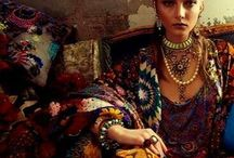 Ethnic Style / Incorporating ethnic style in contemporary fashion.