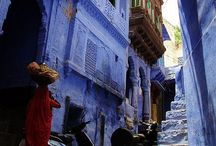Indian Architecture / Indian architecture is renowned for its bright colours, beautiful archways and detailed jail work.