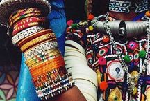 Tribal / Tribal clothing and jewellery from Asia's traditional people.