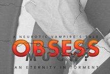 OBSESS MUCH? / Quirky Urban Fantasy available May 2015