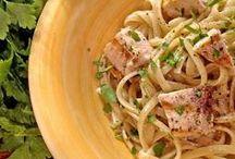 Pasta / Favorite pasta dishes.