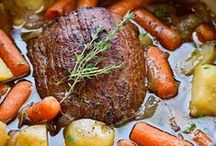 Main Dishes / Celebrating all things meat and fish perfect for main dishes and dinners