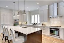 Custom Contemporary Home / This modern home was build by Highmark Builders in Edina, MN's Park Terrace neighborhood.