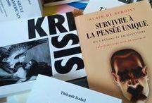 Krisis Diffusion / Livres, revues et formules d'abonnements en vente sur http://krisisdiffusion.com