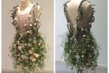 Flora design by me/ Johanne Teigelid / Botanisk design