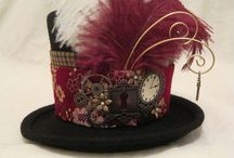 Steampunk Accessories / Objects & interiors of a steampunk nature.