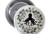 Octopus / Cephalopod love, octopus products and beautiful photos, for the tentacle lover in your life. Archeology, ancient pottery, sculpture, art, history, videos, jewelry, steampunk.