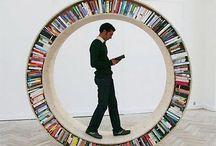Bookshelf Porn / Beautiful bookshelves and libraries around the world.