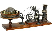 Victorian Gadgets & Science / Quirky steampunkish science related Victorian stuff, actual inventions from the 1840-1900s.