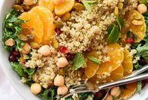 Ⓥ Salads