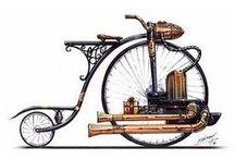 Steampunk Ground Transport