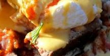 Breakfast and Brunch Recipes / A delicious collection of breakfast and brunch recipe ideas.