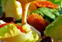 Salad Dressings / An amazing collection of delicious salad dressings.