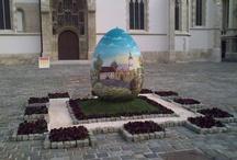 Easter Eggs in Zagreb