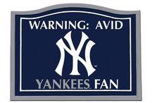 Yankees FANatic!!! / by Debbie Genalo