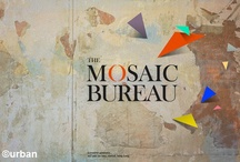 Mosaic Bureau / Mosaic Bureau is located in Central, Hong Kong. It is a place where creativity and new ideas can come alive.