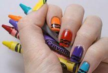 Nail Designs / by Briana Miskey