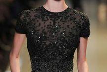 fashion black / by niana berwick