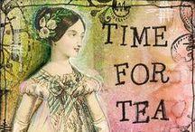 It's a Tea Time!