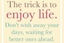 A time to live...