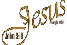 <3 Jesus <3