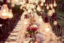 Female Friendly Centrepiece Ideas / Make your special occasions memorable with wonderful and inspiring centrepiece ideas.