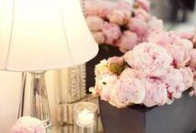 Female Friendly Decorating / Wonderful ideas for our dream houses...