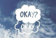 The Fault in Our Stars / The beautiful and heart-wrenching book by John Green...