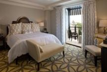Traditional Rooms & Suites / The Pearl's Guest Rooms & Suites are luxurious, and wonderfully decorated with comfortable and elegant style furniture. Guests enjoy private balconies with views of the Gulf of Mexico, our destination pool or town center of Rosemary Beach.   At The Pearl, our Suites are just as lush and comfortable as our guest rooms with the addition of more living space. Choose between Traditional Suites with spacious sitting areas, and Rotunda Suites which add a large, round, parlor room for relaxing.