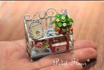 Miniatures by Petit Fleur